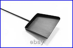 Argentine Iron Grill Set Asado Parrilla Argentina Brazier + BBQ Fireplace Tools