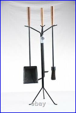 Authentic Aqus Furniture Nelson Fireplace Tool Set Design Within Reach