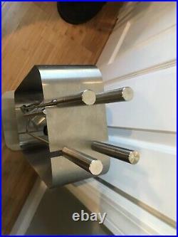 Blomus Stainless Steel Fireplace 4 Piece Tool Set Contemporary Design