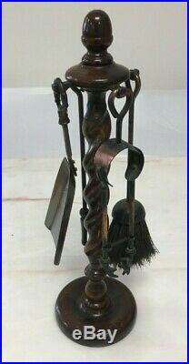 ENGLISH FIREPLACE Tool Set Small