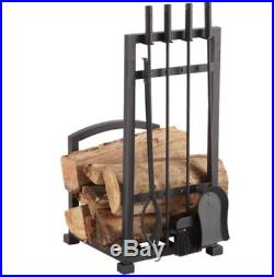 Fireplace Tools Log Holder Fireplace Stand Hearth Tools Fireplace Poker NEW