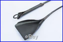 Hand Forged Fireplace Tools 2 Pcs 27 Fireplace Tool Set Wrought Iron Handmade