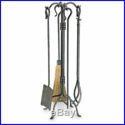 Pilgrim 18006 5 Piece Shepherd's Crook Tool Set Vintage Iron