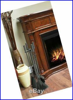Pleasant Hearth FA617TL Atticus Fireplace Tool Set
